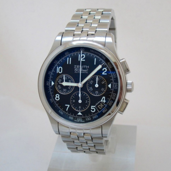 orologio Zenith usato
