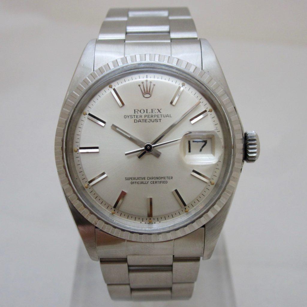 b255935a2d8 Rolex Datejust usato MM.36 AUTOMATIC ACCIAIO REF. 1603 - Cimafonte ...