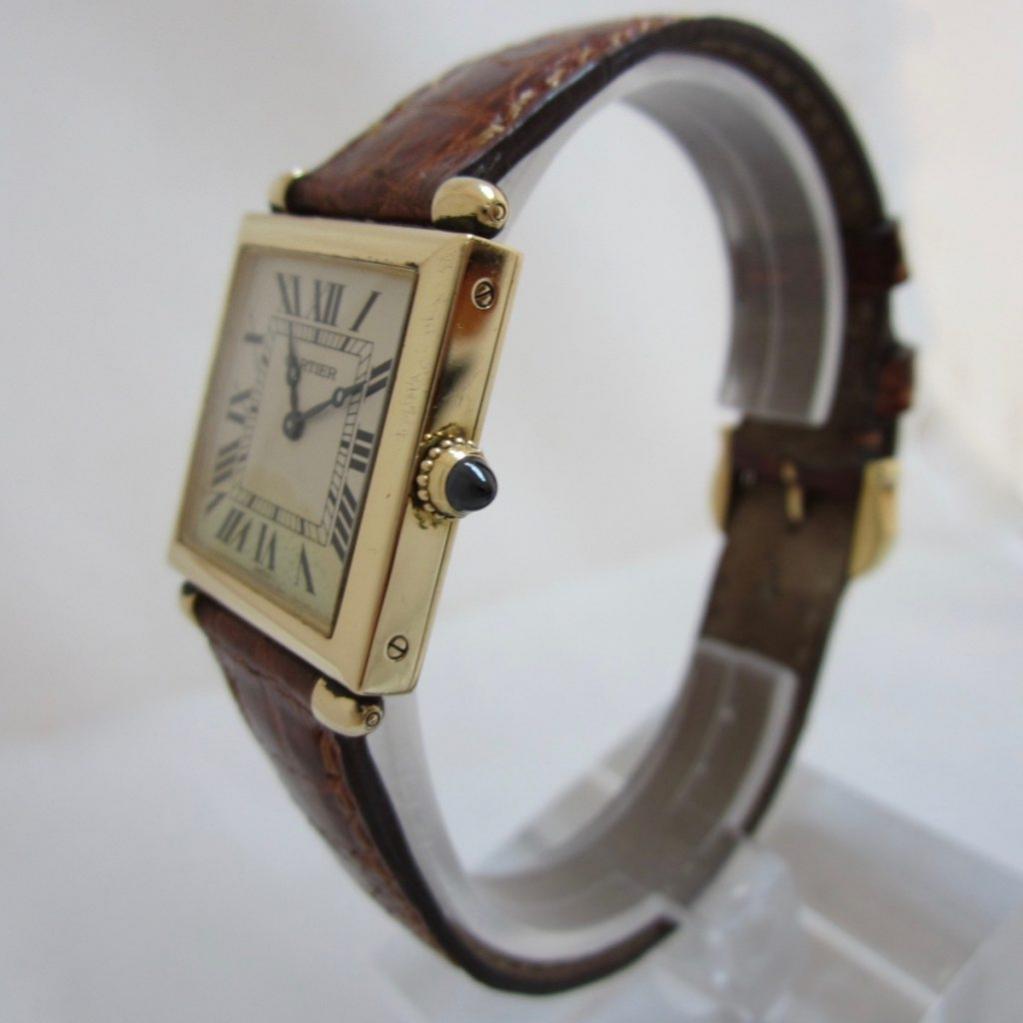 orologio Cartier secondo polso