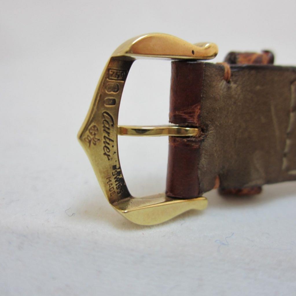 Cartier secondo polso