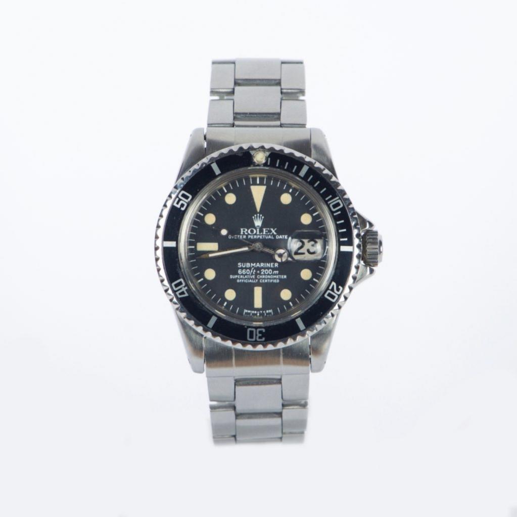 orologio Rolex 1680 bis secondo polso