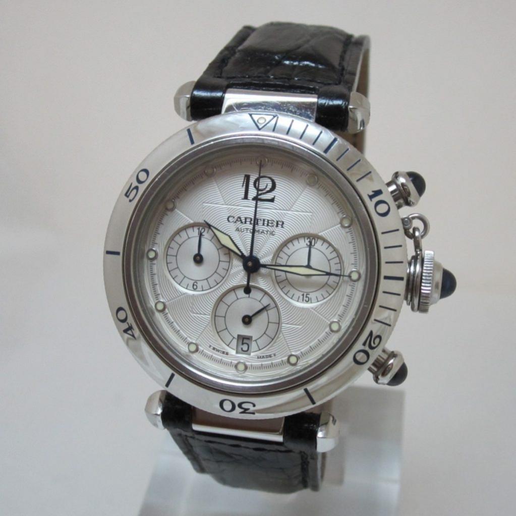 Cartier Pasha 2113 orologio Cartier automatico