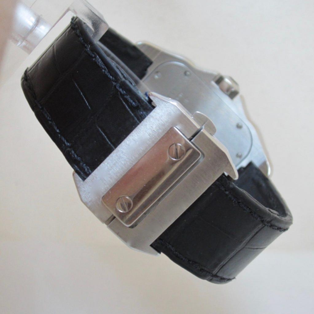 Cartier Santos 2656 automatico secondo polso