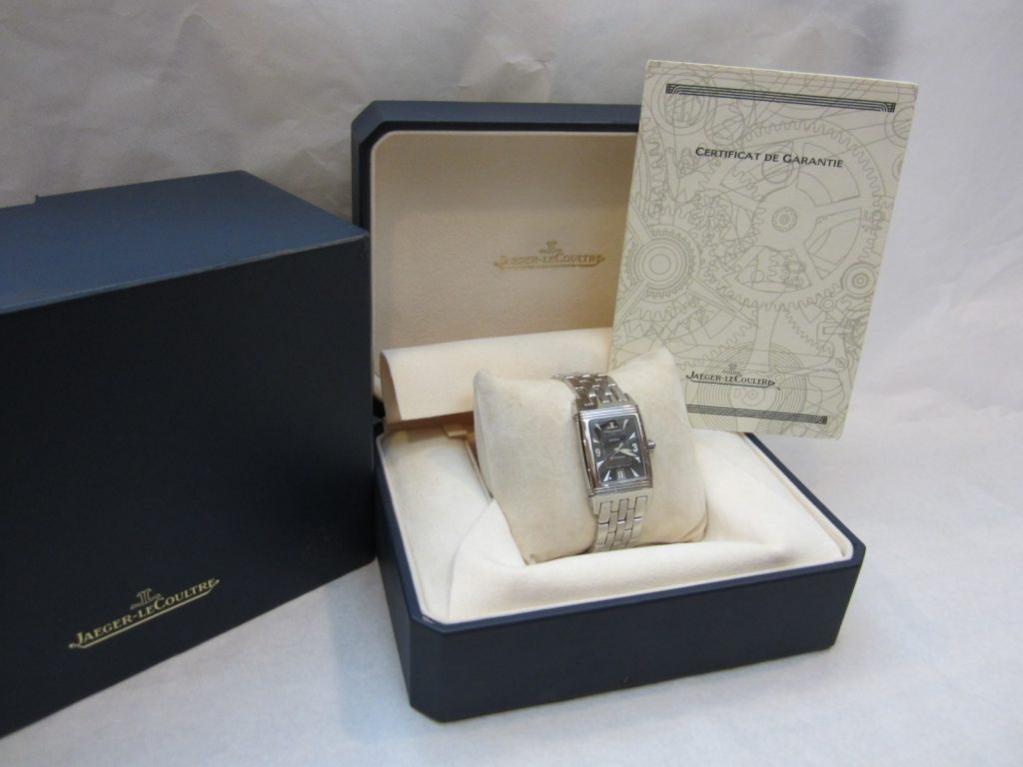 orologio Jeager Lecoultre con scatolino