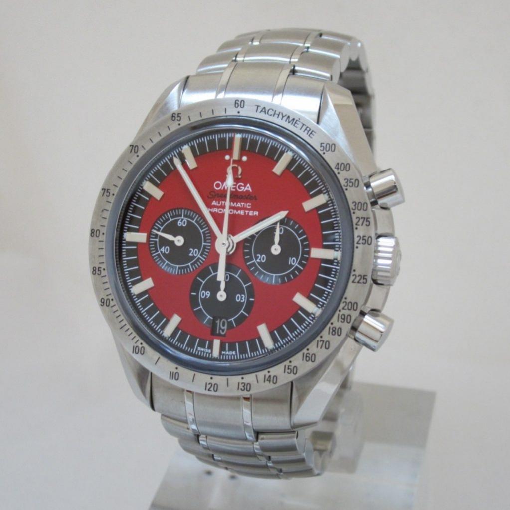 Omega speedmaster Shumacher 35066100