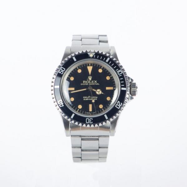 orologio Rolex submariner 5513 usato