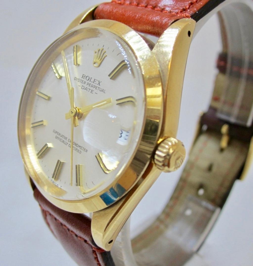 Rolex Date 15008