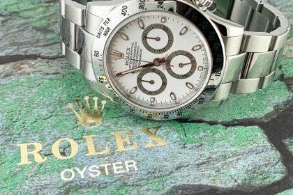 Rolex Daytona Cosmograph Ref.116520 anno 2005