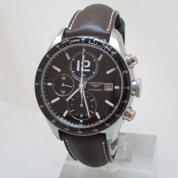 Longines Grand Vitesse Chrono L3.636.4