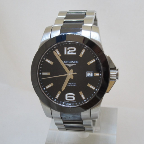 Longines Conquest Automatic L3.657.4