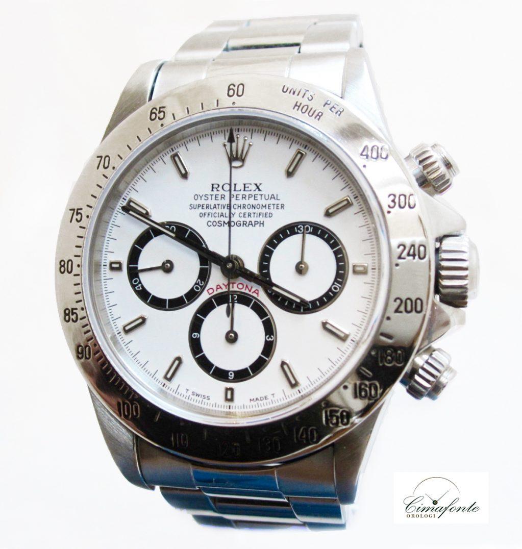 Rolex Daytona 16520 movimento Zenith
