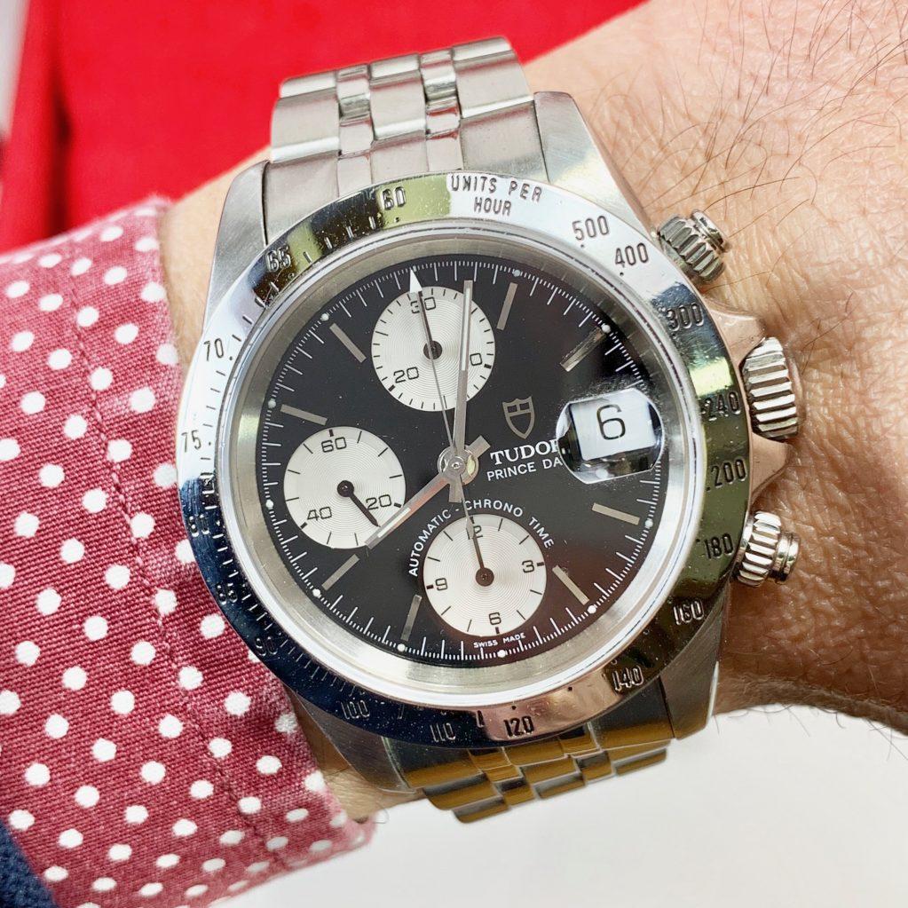 Tudor Prince date Cronograph 79280