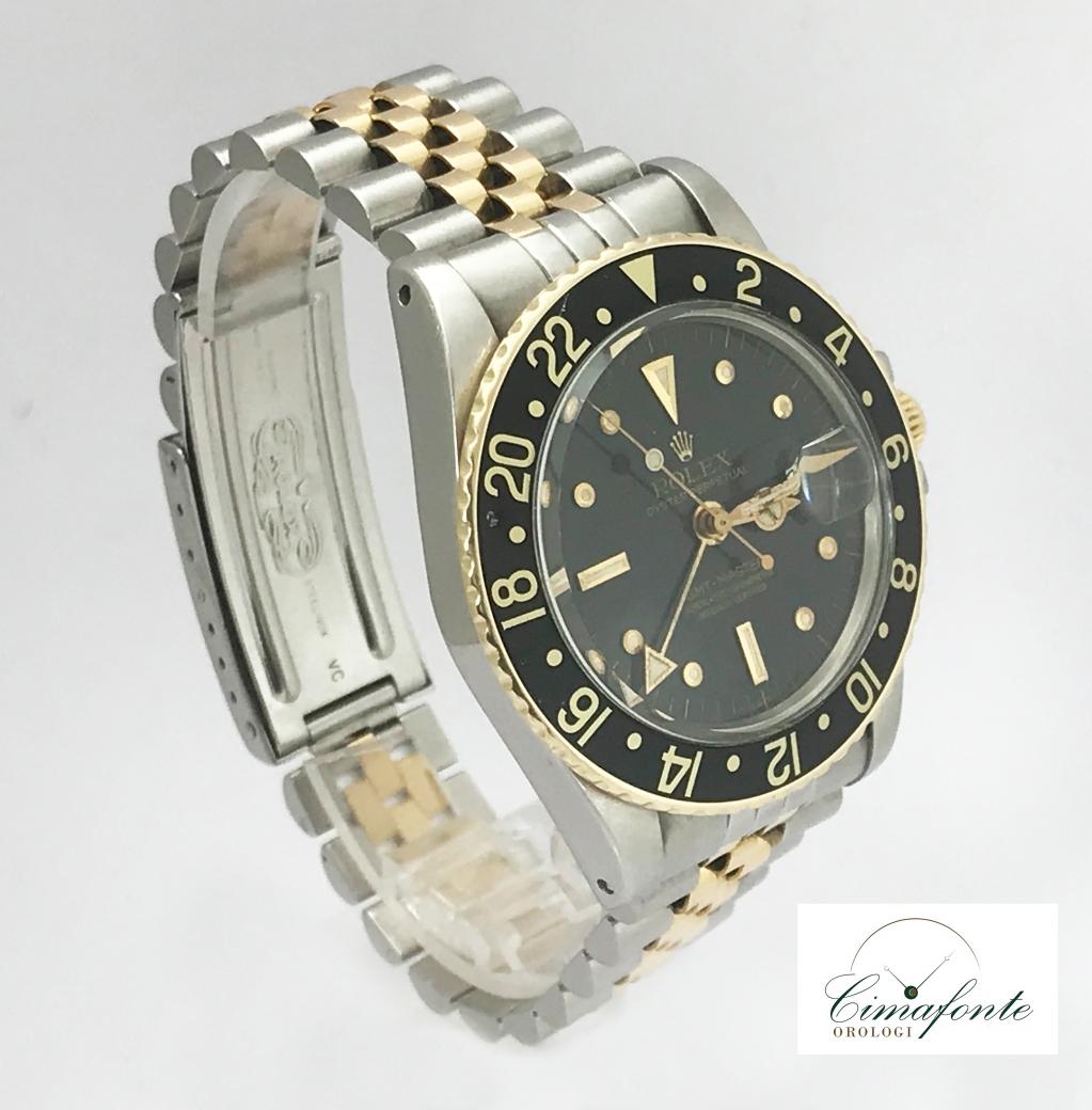 Rolex Gmt 1675 1977