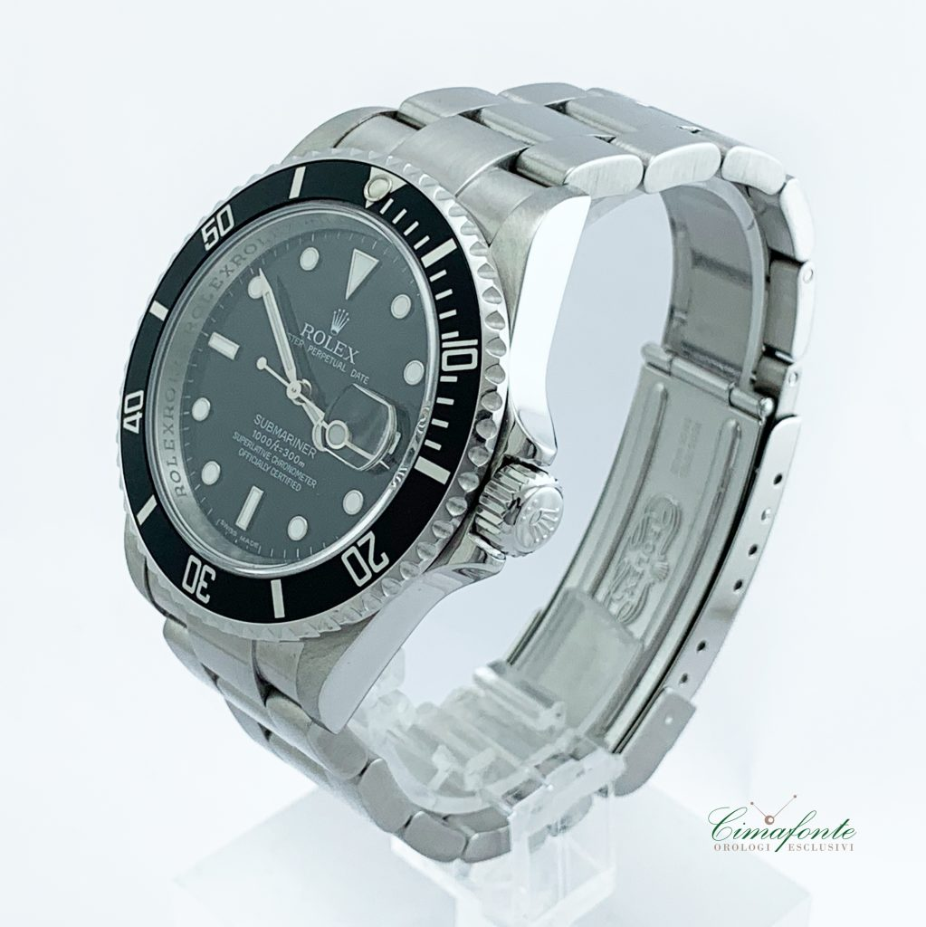 Rolex Submariner 16610 anno 2009
