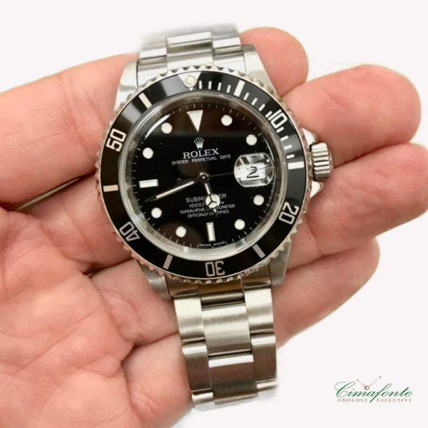Rolex Submariner 16610 2009