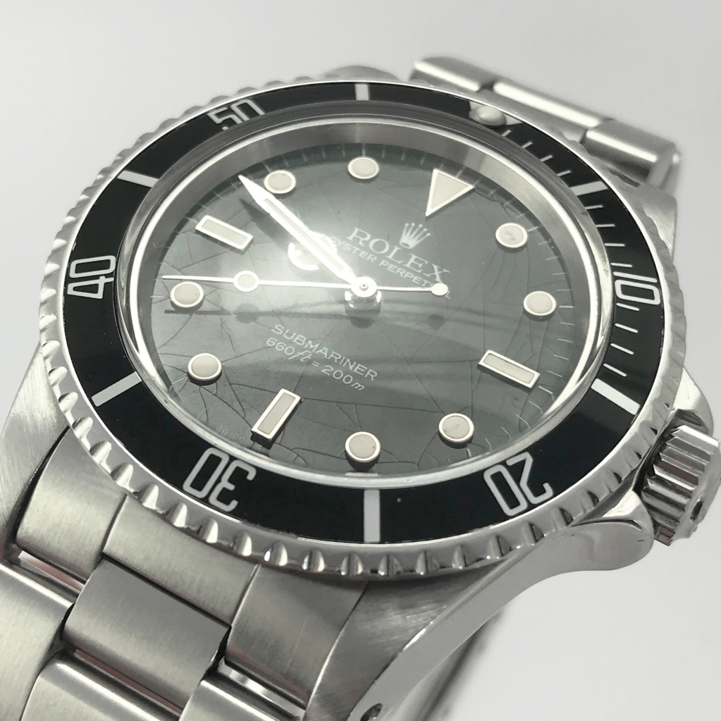 Rolex Submariner 5513 spaider 84