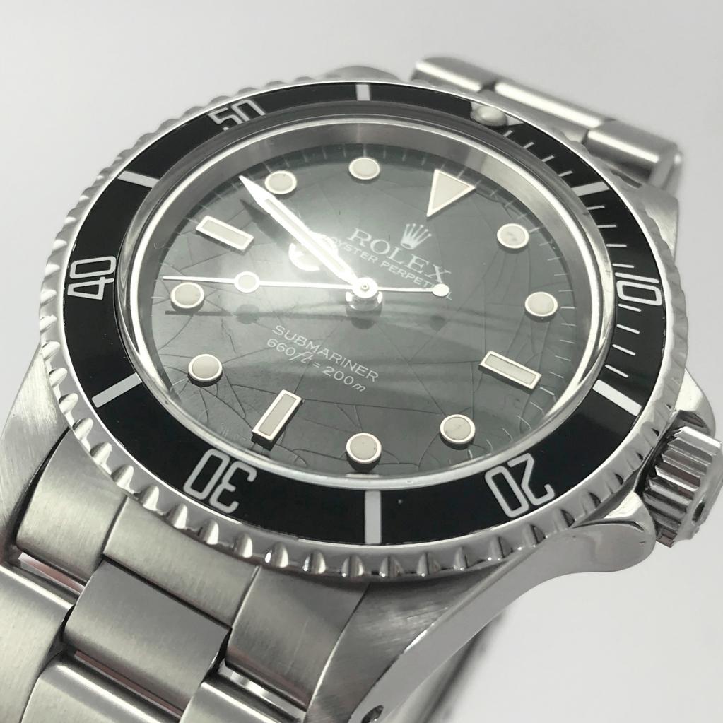 Rolex Submariner 5513 spaider 84