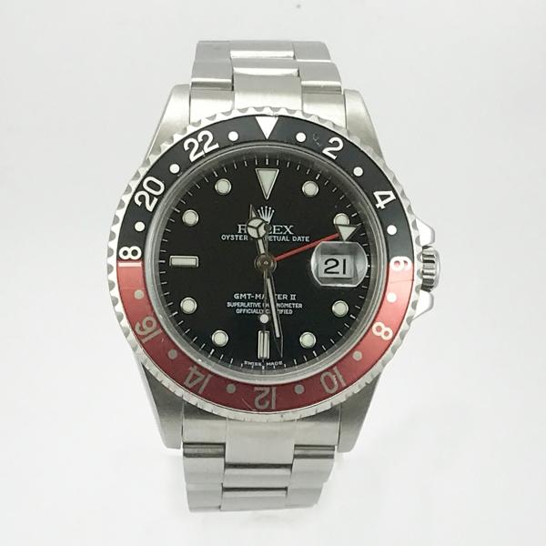 Rolex Gmt master 2 16710 usato