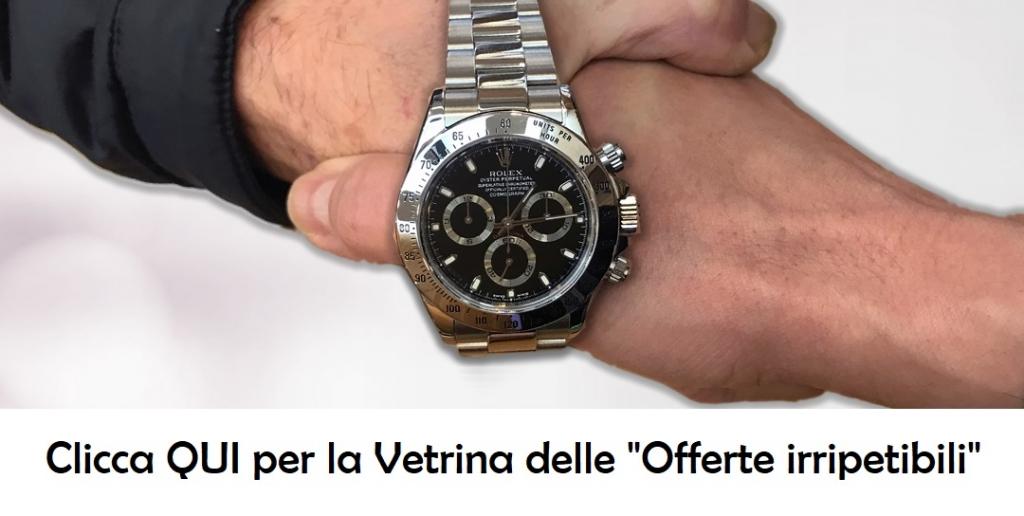 8137652c7a1 Rolex Submariner usati vintage e moderni da acquistare per risparmiare sul  prezzo di listino dei Rolex nuovi