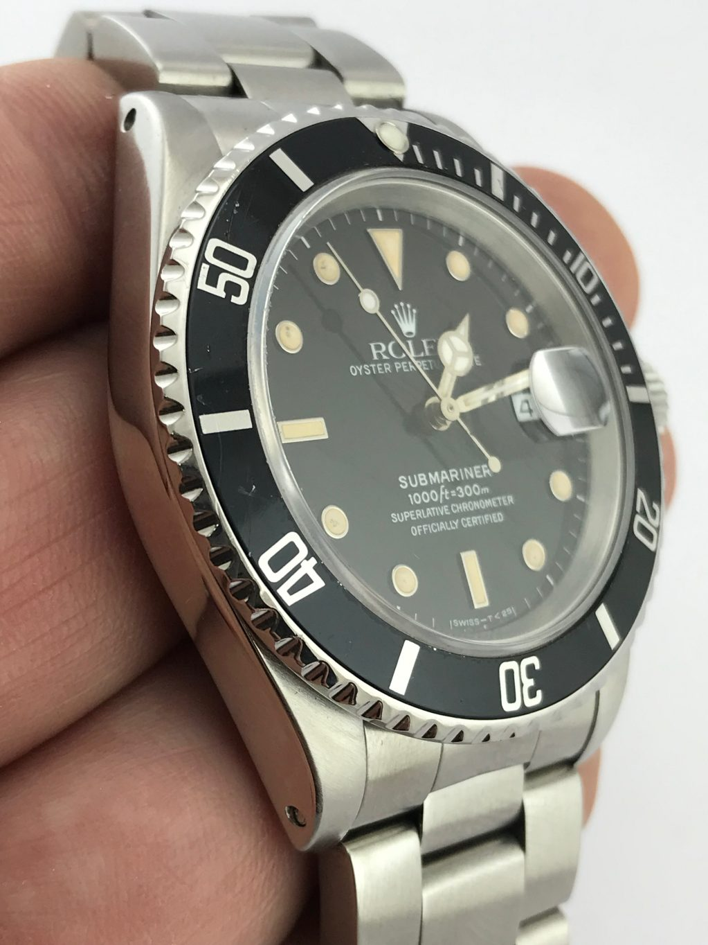 Rolex Submariner 16610 anni 1990