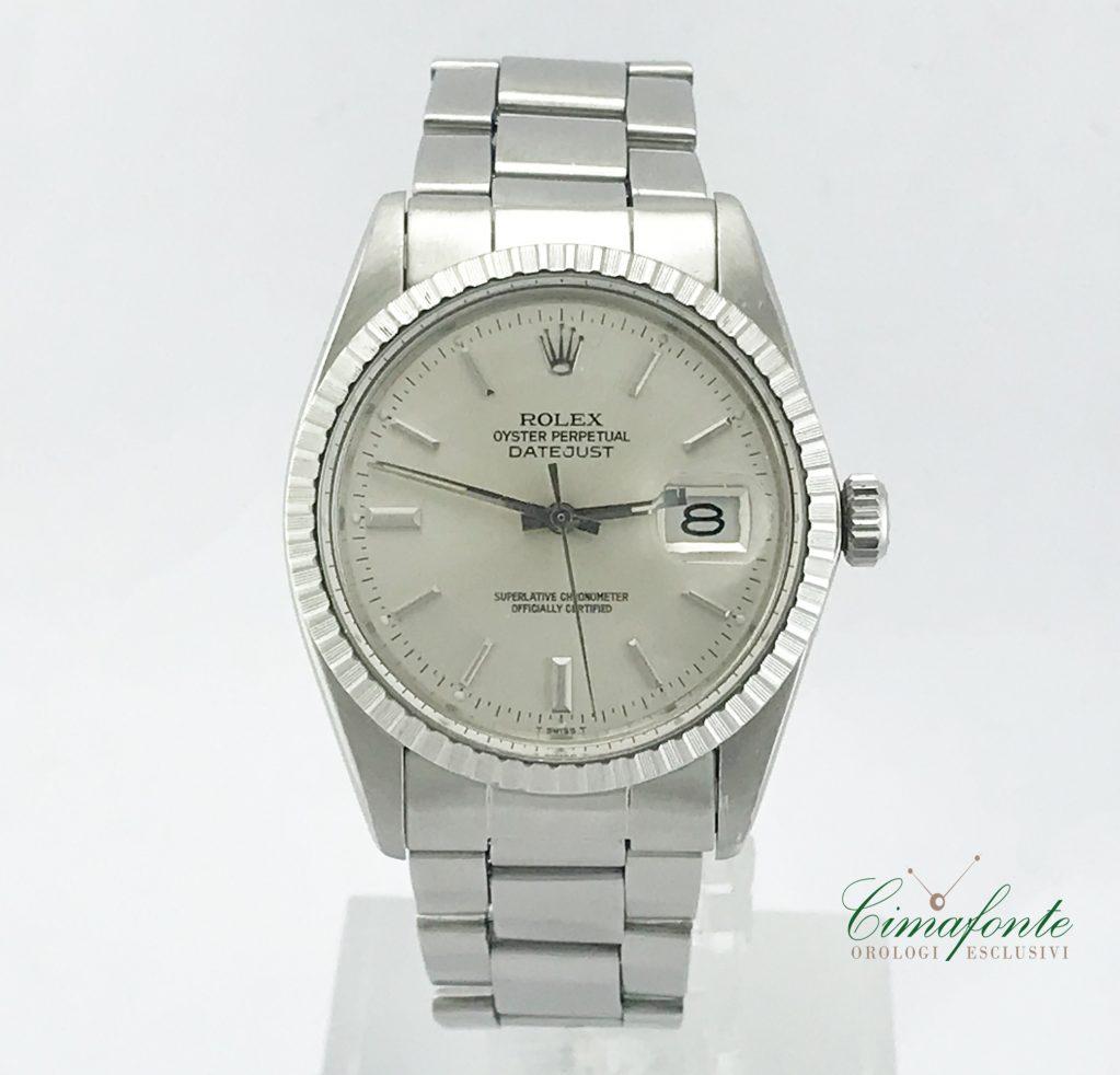 Rolex Datejut 16030 secondo polso