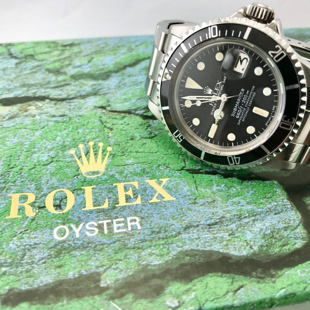 Rolex Submariner 1680 Secondo polso