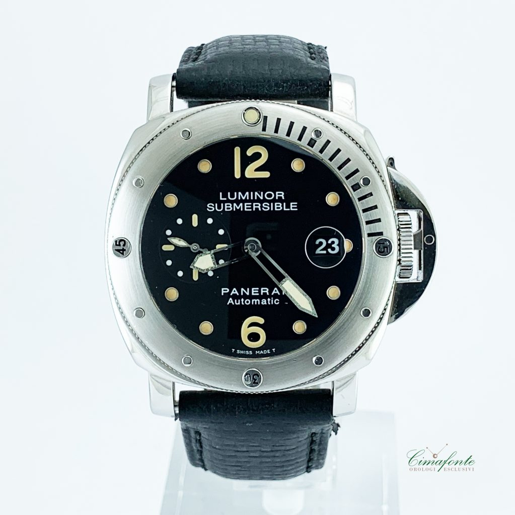 Panerai Submersible mm44 op6561 pam0024 secondo polso