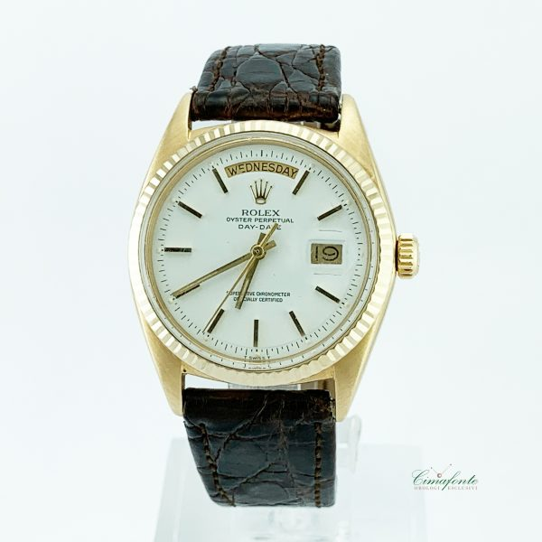 Rolex Day-Date President Ref.1803 mm.36 Secondo Polso