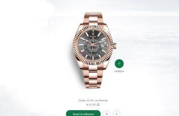 listino prezzi Rolex