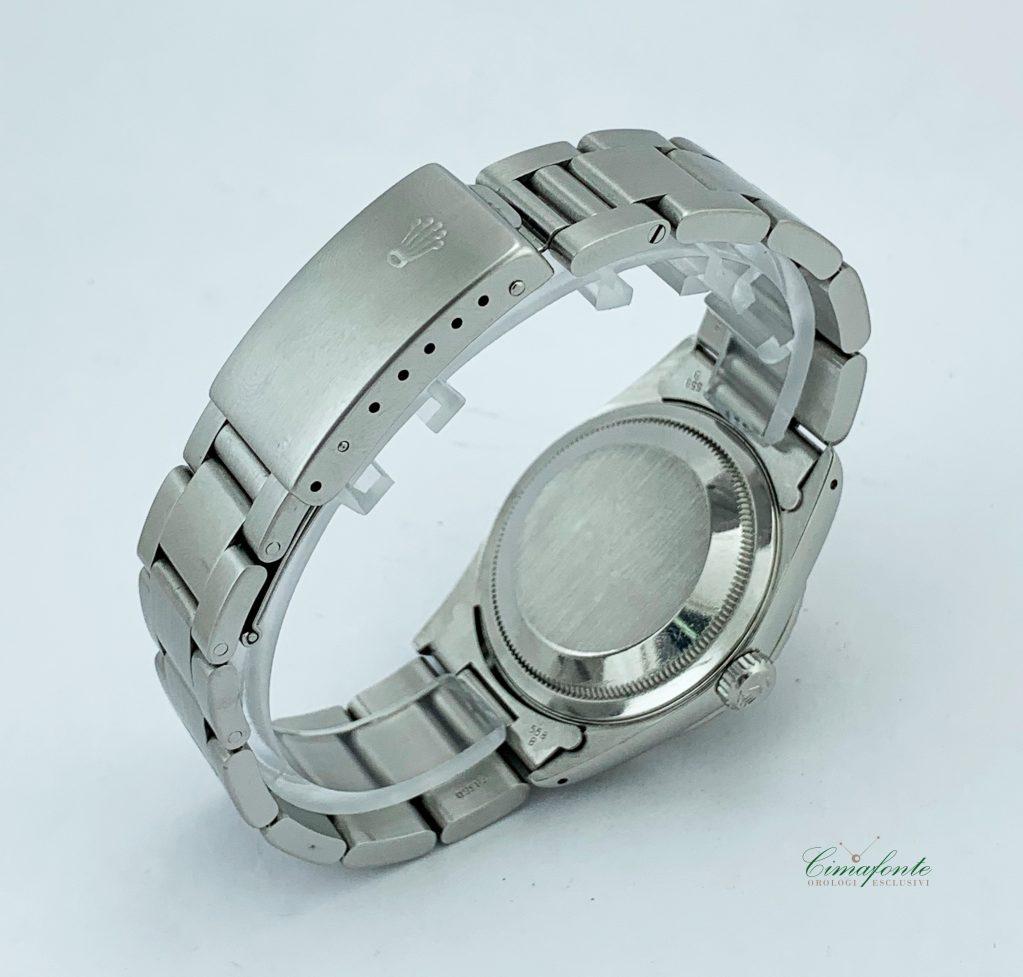 Rolex Datejust Ref.16220 in acciaio Secondo Polso