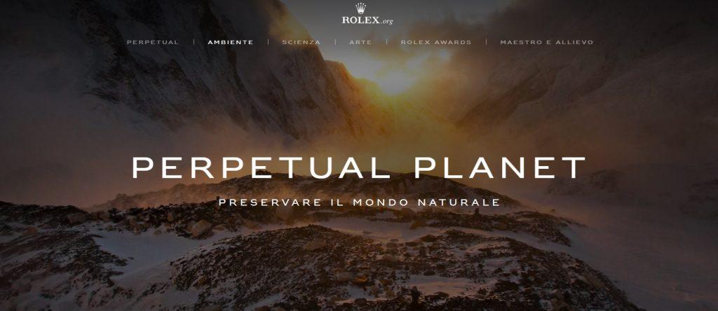 investimenti green rolex