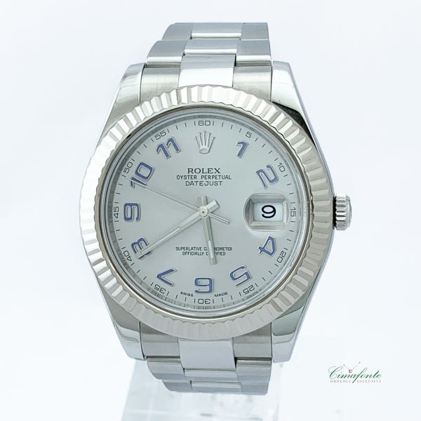 Rolex Datejust 41mm Ref.116334 Secondo Polso